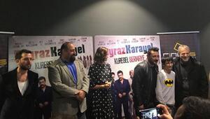 Poyraz Karayel Küresel Sermayenin İzmir galası yapıldı
