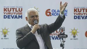 Başbakan Yıldırımdan Kudüs açıklaması: Bizden başka...