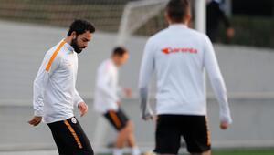 Galatasaray, Malatyaspor maçın hazırlıklarını tamamladı