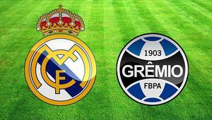 Real Madrid Gremio maçı ne zaman saat kaçta hangi kanalda