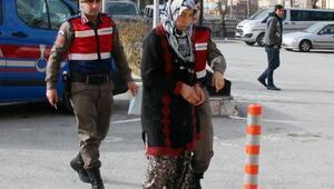 Samanlık yangınında eşi ölü bulunan kadın da tutuklandı