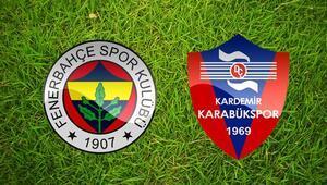 Fenerbahçenin konuğu Kardemir Karabükspor