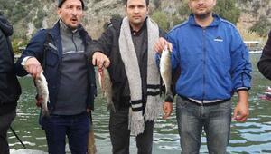 Dalyan Kefal Balığı Festivalinde 8 bin kefal tüketildi