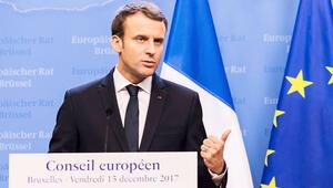 Macron, nükleer enerjiye devam dedi