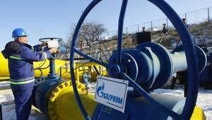 Gazpromun Türkiyeye doğalgaz ihracatı rekor kırdı