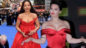 Rihannadan bile güzel olmuşsun