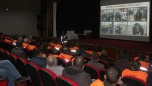 İncesuda uyuşturucu ile mücadele semineri