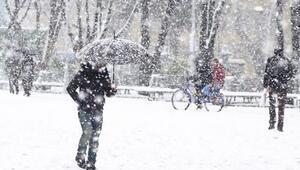 Balkanlardan kar geliyor İstanbul'da kar yağacak mı