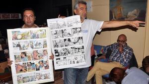 Abdullah Turhanın üç eseri satışa çıktı, alıcılar kıyasıya rekabet etti