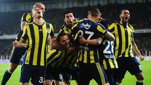 Fenerbahçenin zirve inadı Galatasarayı geçti