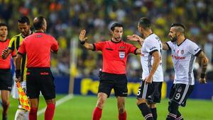 Fenerbahçe - Beşiktaş derbisinin hakemi Cem Satmana şok