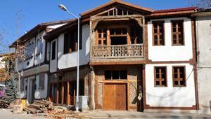 Zilede tarihi evler restore ediliyor
