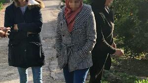 3 kadın hırsız polise yakalandı