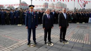 Atatürkün Kayseriye gelişinin 98inci yıl dönümü kutlandı