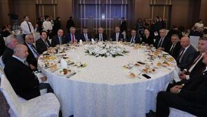 Kayseri'yi Keşfet programının gala yemeği renkli anlara sahne oldu