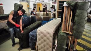 Türkiye bir mobilya üretim tesisi haline geldi