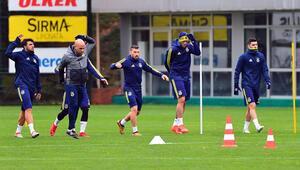Fenerbahçede Konyaspor maçı hazırlıkları başladı