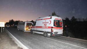 Öğrenci servisi otomobil ile çarpıştı: 8 yaralı