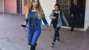 Liseli 4 kız, cezaevinde ziyarete gelmeyen arkadaşlarını dövdü