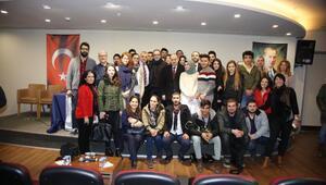 Üniversiteliler önce Buğdayı izledi, sonra yönetmen Semih Kaplanoğlu ile buluştu
