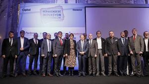 Perakendede İnovasyon ödülleri Gümrük ve Ticaret Bakanı Tüfenkci'nin katıldığı törenle sahiplerini buldu