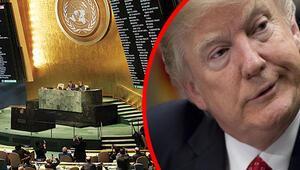 BM'den Trump'a Kudüs vetosu