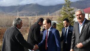 Tufanbeyli'de halk toplantısı yapıldı