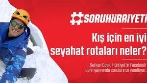 #SoruHürriyeti – Kış için en iyi seyahat rotaları neler