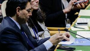 Oy kullanan ülkeleri not eden İsrail temsilcisinden ilginç iddia...