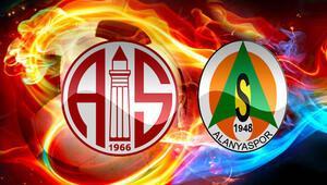 Antalyaspor Aytemiz Alanyaspor maçı ne zaman saat kaçta