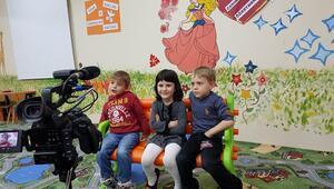 İngiltereden gelip Nurten öğretmenin filmini çektiler