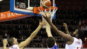 Gaziantep Basketbol - İstanbul BBSK: 85-72