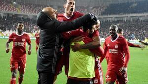 Demir Grup Sivasspor - Beşiktaş maçının ardından