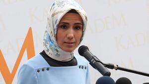 Sümeyye Erdoğana hakaret davası uzlaşmaya gitti