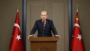 Son dakika... Cumhurbaşkanı Erdoğandan KHK ve tek tip elbise sorusuna cevap