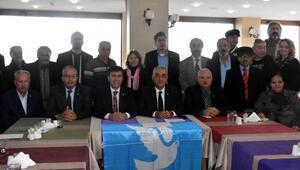 DSP Genel Başkanı Aksakal: BM kararı azımsanmayacak bir başarıdır