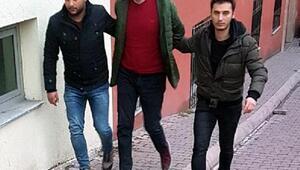 FETÖ propagandası iddiasıyla gözaltına alındı