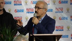 Bakan Elvan: Son 15 yıldaTürkiye, kendi kararını kendisi veriyor (2)