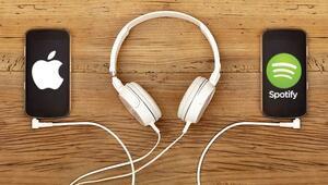 Apple Music mi Spotify mı
