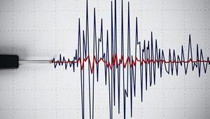 İzmirde deprem..4.8 ile sallandı
