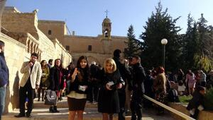Noelde Kudüs için ortak mesaj