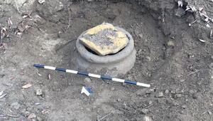 Malatyada 2 bin yıllık küp bulundu