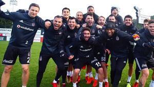 Beşiktaş istikrarsız performans Seriyi tutturamadı