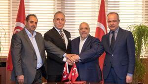 İsdemir 'de İmzalar Ankara'da Atıldı