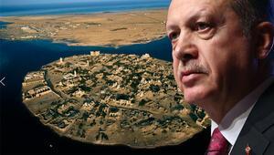 Erdoğan Sudandan istemişti... Sevakin Adası neden önemli