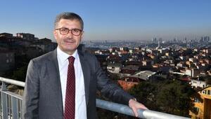 Ek fotoğraflar // Üsküdar Belediye Başkanı Türkmen: Üsküdarda 1+1lere izin verilmeyecek
