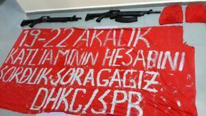 MOBESE direğine pompalı tüfekle ateş eden 2 DHKPCli yakalandı
