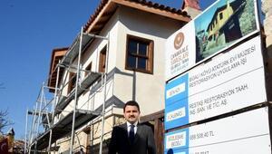 Restore edilen Atatürk Evi 18 Martta ziyarete açılacak