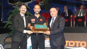 Semih Saygıner Türkiye şampiyonu