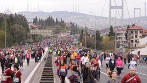 Vodafone 39. İstanbul Maratonunda 10 milyon TL bağış toplandı